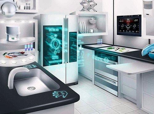Automatizacion sensores casa inteligente