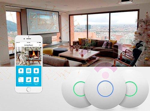 casa inteligente Automatizacion wifi