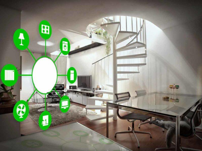 beneficios del hogar inteligente