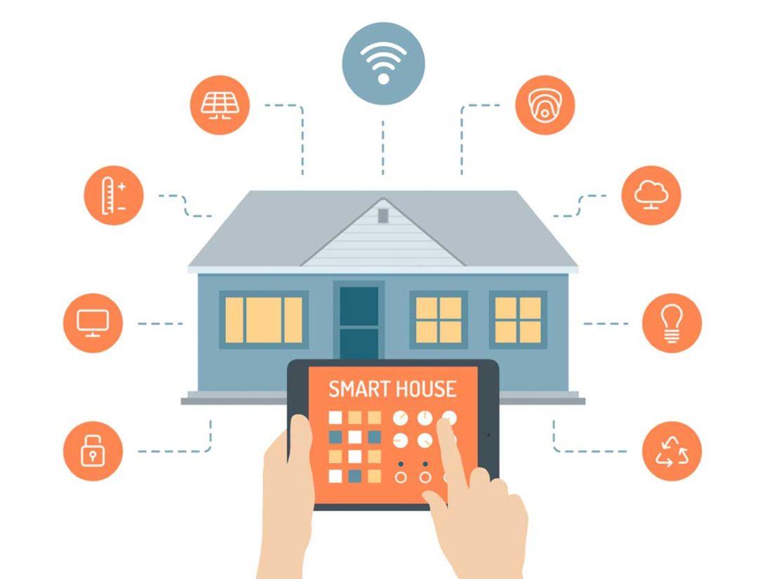 hogares inteligentes