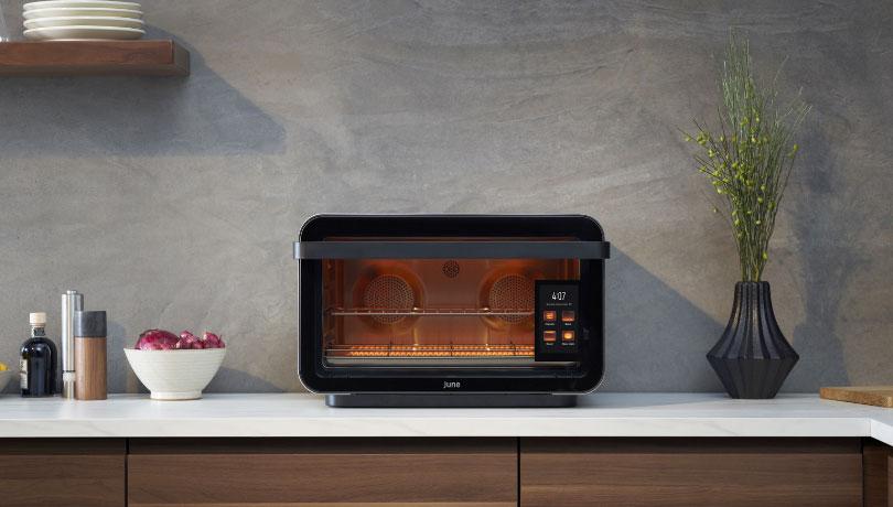 cocina inteligente accesorios horno inteligente
