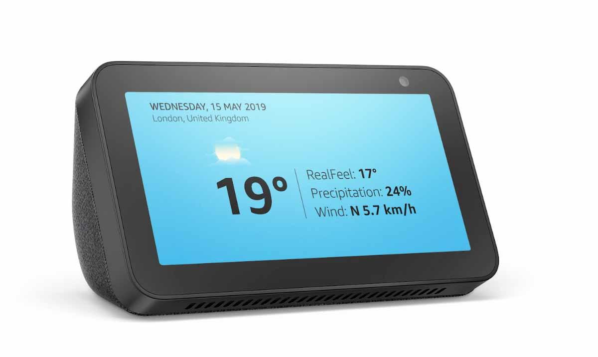 dispositivos inteligentes hogar echo show