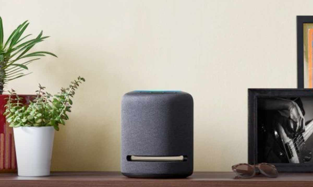 dispositivos inteligentes amazon echo studio
