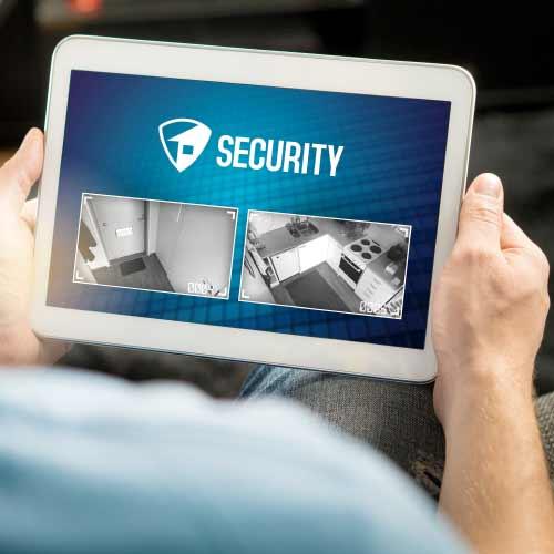 Seguridad hogar inteligente