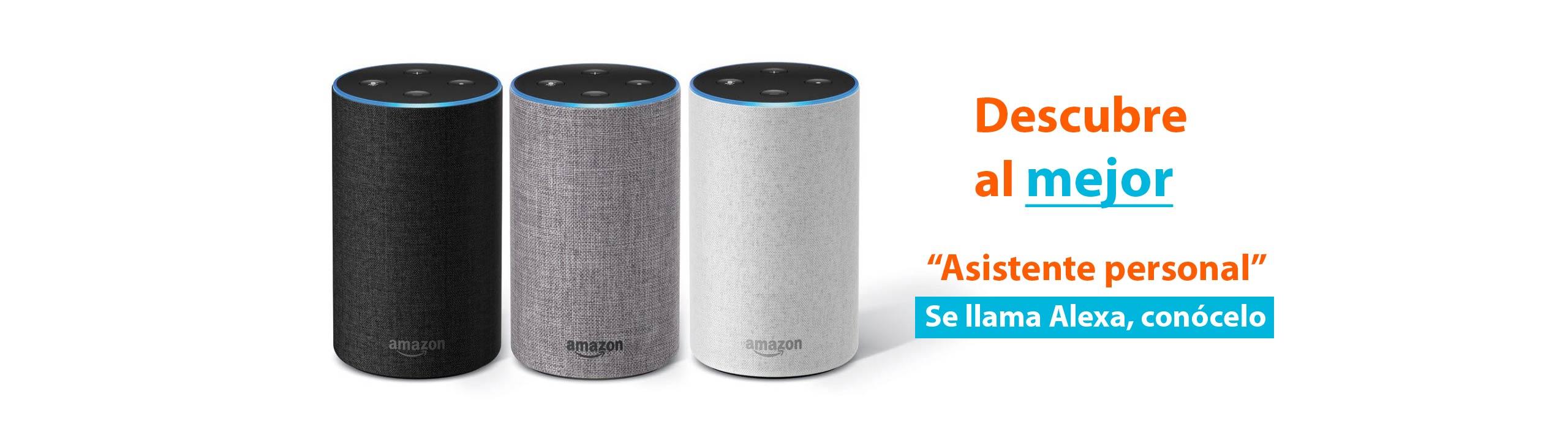 casa inteligente Alexa